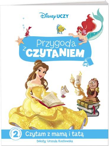 Przygoda z czytaniem. Czytam z mamą i tatą - Urszula Kozłowska