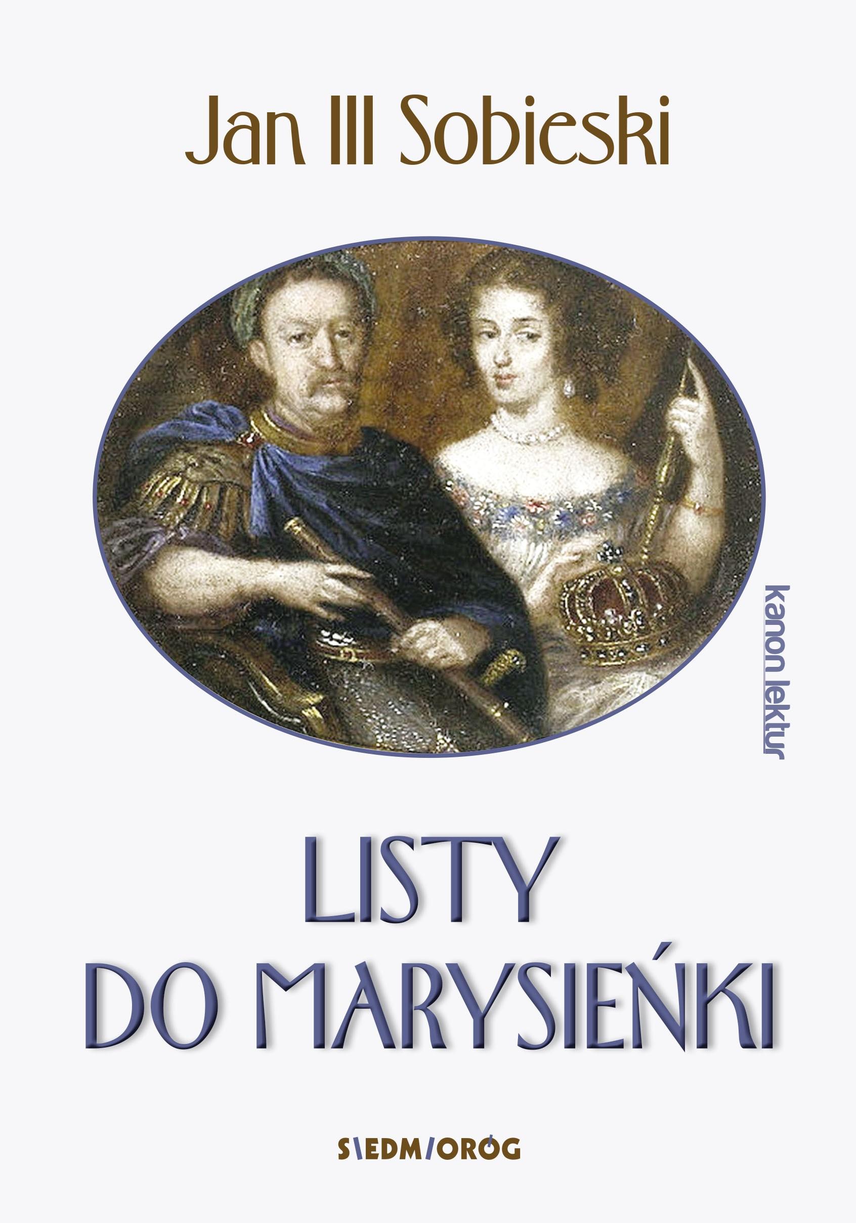 Listy do Marysieńki - Alicja Badowska