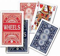 Piatnik, karty popularne, Wheels - praca zbiorowa