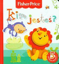 Fisher Price Kim jesteś - Anna Wiśniewska