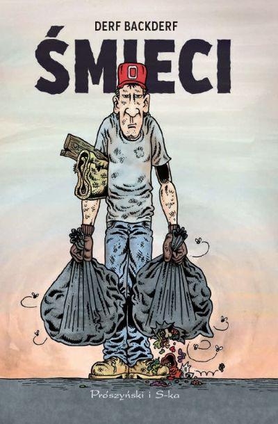 Śmieci - Derf Backderf