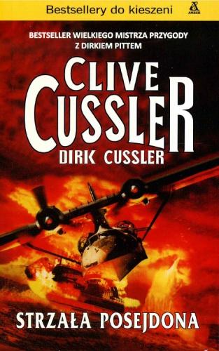 Strzała Posejdona (wydanie kieszonkowe) - Clive Cussler