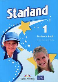 Starland 1 Student's Book - Evans Virginia, Dooley Jenny