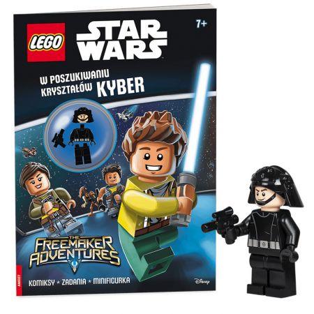 Lego Star Wars. W poszukiwaniu kryształów Kyber - praca zbiorowa