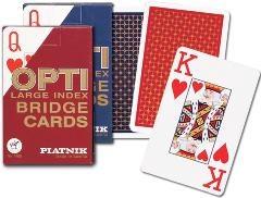 Piatnik, karty do brydża, Opti brydż - praca zbiorowa