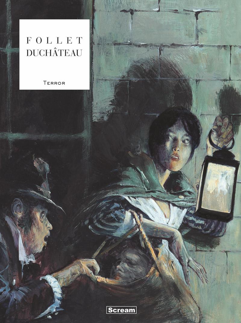 Terror - André-Paul Duchâteau, Rene Follet