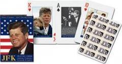 Piatnik karty do gry 1 talia JFK - brak