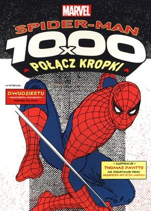 1000x połącz kropki. Spider-Man - Thomas Pavitte