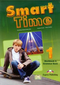 Smart Time 1. Workbook and Grammar Book. (Zeszyt ćwiczeń i gramatyka) - Virginia Evans, Jenny Dooley