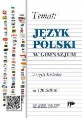 Język Polski w Gimnazjum nr.1 2015/2016 - praca zbiorowa