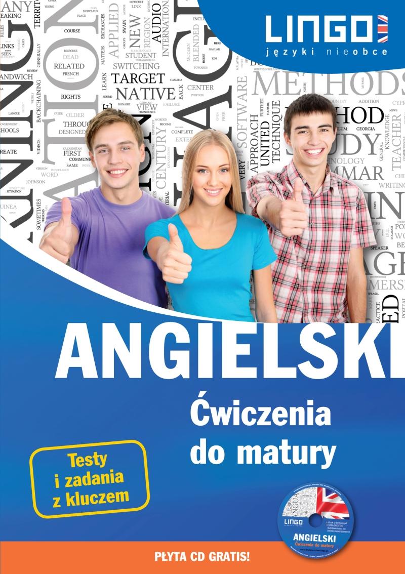 Angielski. Ćwiczenia do matury. Książka+CD - Anna Treger