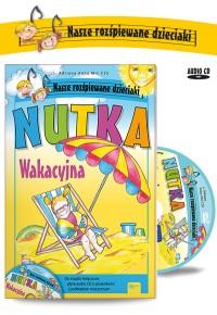 Nutka wakacyjna (książka + CD) - Adriana Anna Miś CSS