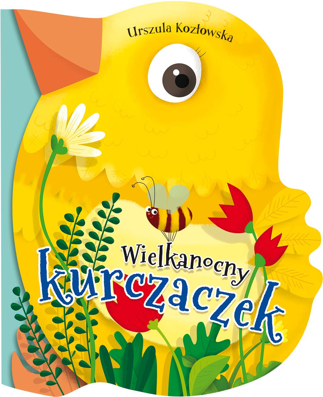 Wielkanocny kurczaczek - Urszula Kozłowska