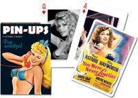 Piatnik, karty do gry, 1 talia, Pin-ups - brak
