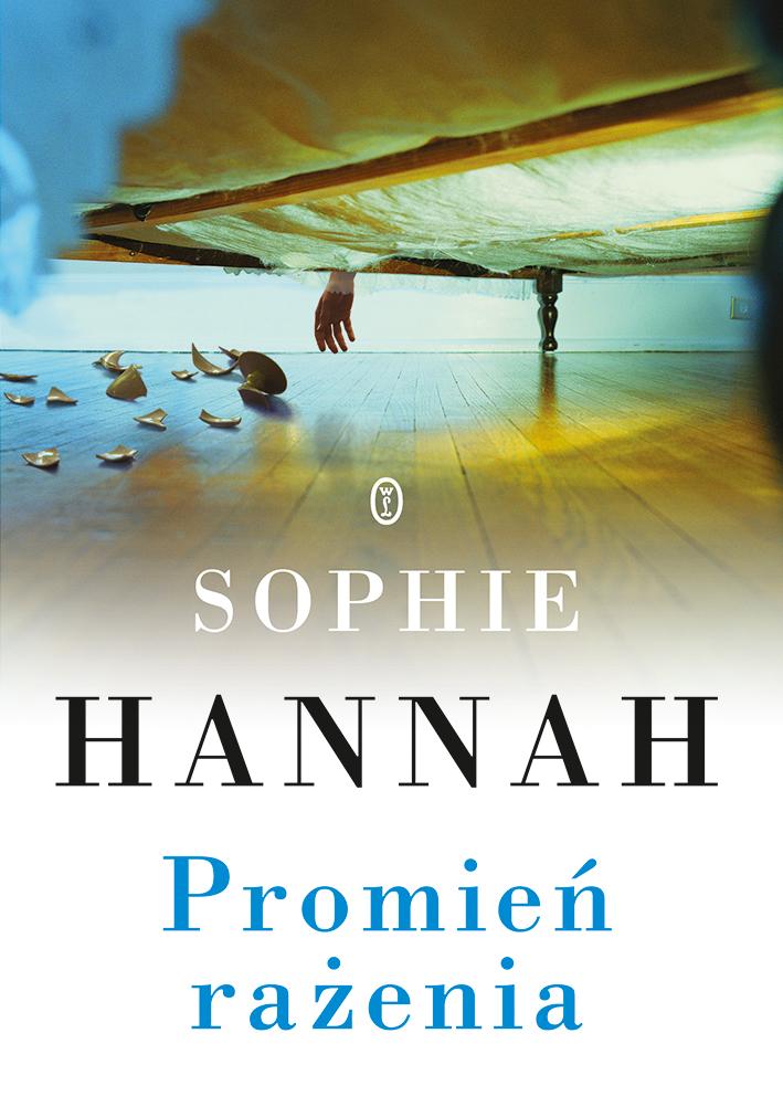 Promień rażenia - Sophie Hannah