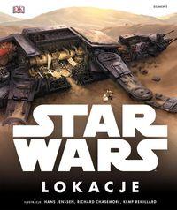 Star Wars Lokacje - Lund Kristin, Fry Jason, Beecroft Simon, Dougherty Kerrie, Luceno James