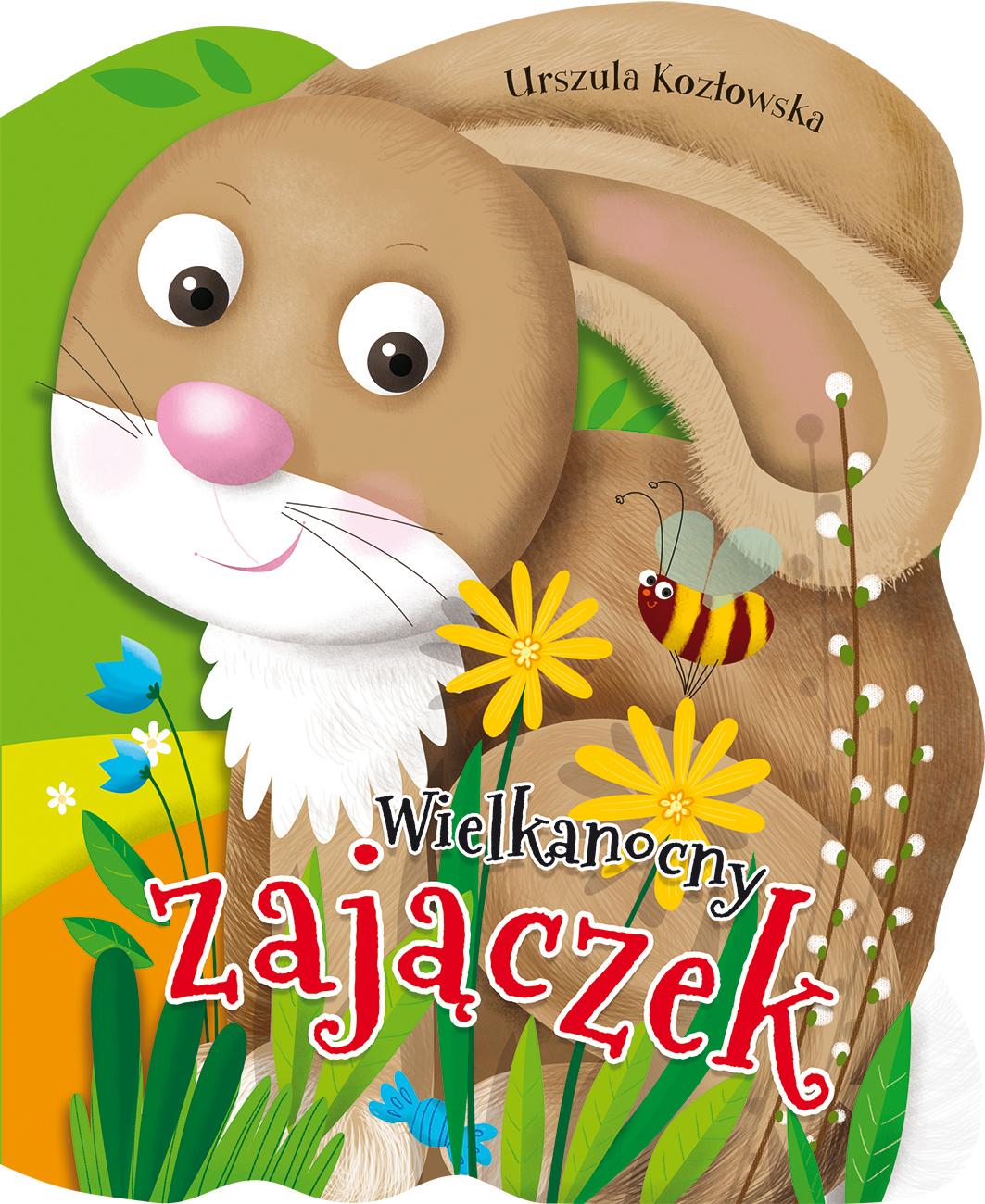 Wielkanocny zajączek - Urszula Kozłowska