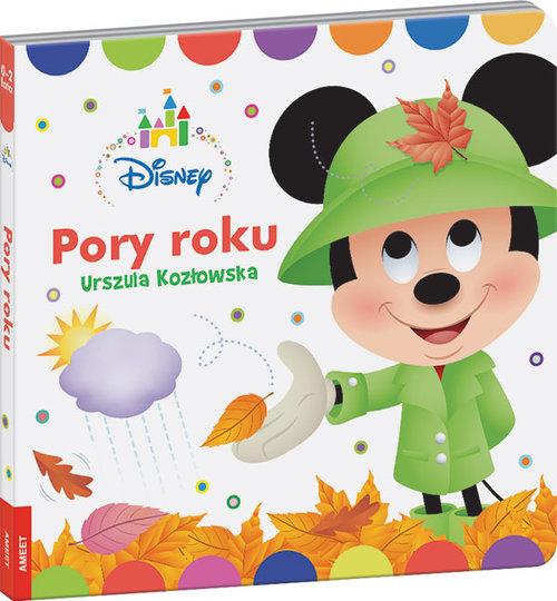 Disney. Pory roku Mickey - Urszula Kozłowska