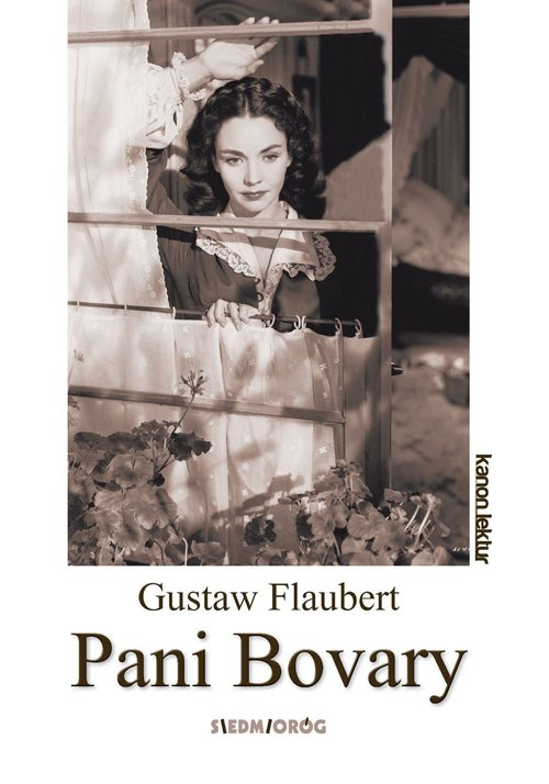 Pani Bovary - Flaubert Gustaw