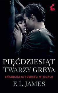 Pięćdziesiąt twarzy Greya (wydanie filmowe) - E. L. James