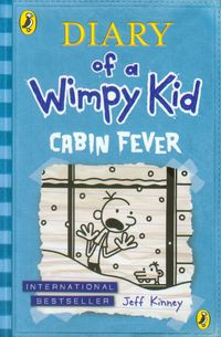 Diary of a Wimpy Kid. Cabin Fever - Jeff Kinney