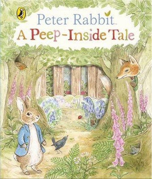 Peter Rabbit. A Peep-Inside Tale - Beatrix Potter