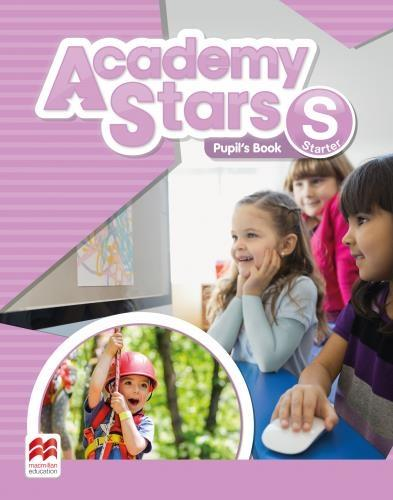 Academy Stars Starter PB + kod online MACMILLAN - Jeanne Perrett