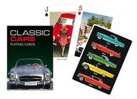 Karty Classic Cars 1talia - brak
