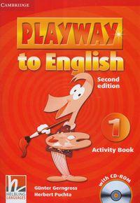 Playway to English 1. Activity book with CD - Gunter Gerngross, Herbert Puchta