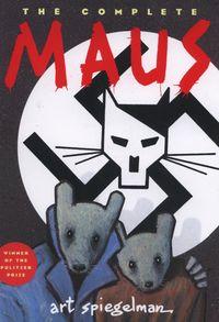 The Complete Maus - Spiegelman Art