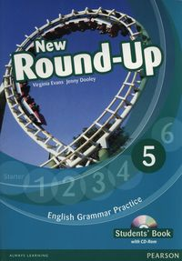 New Round Up 5 Student's Book + CD - Evans Virginia, Dooley Jenny